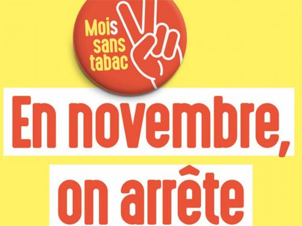 STOP SMOKING BORDEAUX vous offre 50 € de réduction pour tout le mois de NOVEMBRE. Pour STOP SMOKING BORDEAUX en novembre on ARRÊTE.